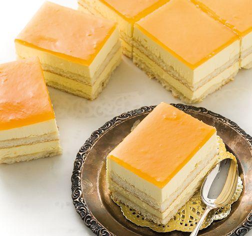 Mangoleivos on tuo eksotiikkaa perinteisten suomalaisten leivosten joukkoon.