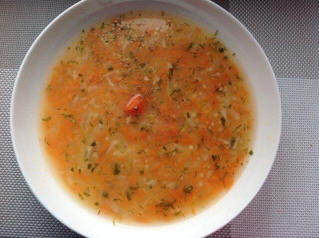 odkwaszająca zupa Kasi Gurbackiej