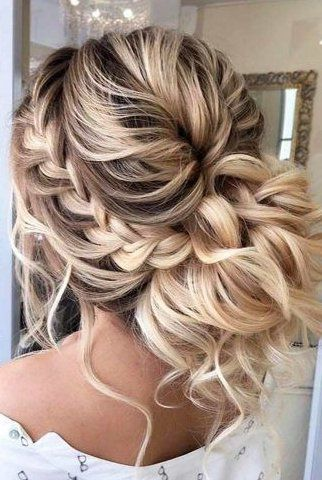 42 Braided Prom Hair Updos To Finish Your Fab Look Braided