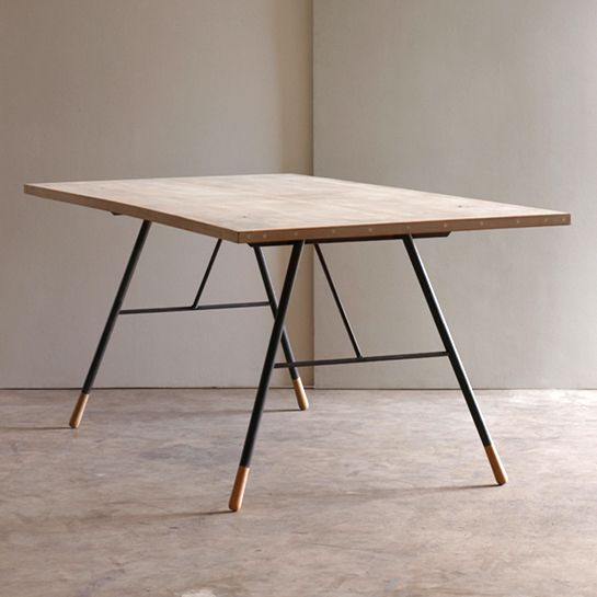 Suggested Steel table legs                                                                                                                                                                                 More
