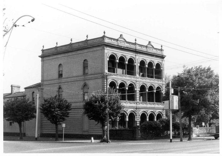 Corner Fitzroy and Park Street St.Kilda