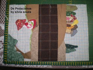 De Pedacinhos Patchwork: NECESSAIRE - PAPS