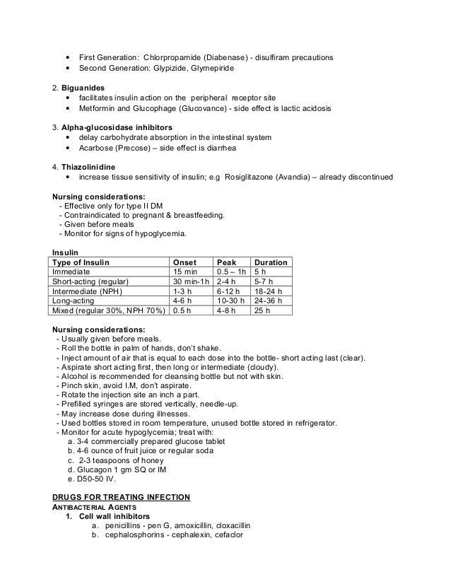 48078289 Pharmacology Review For Nurses Pharmacology Nursing