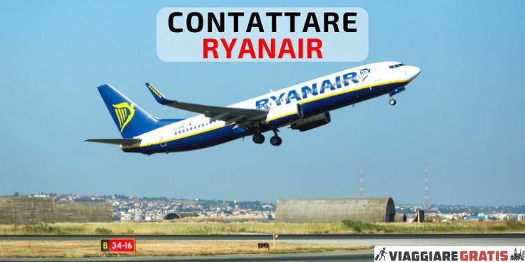Parlare con operatore Ryanair: Numero verde