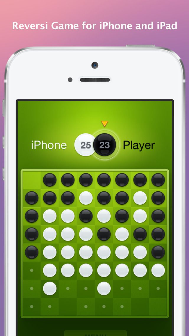 Fresh Reversi  Othello Like Strategy and Logic Board Game on App Store:    Holiday Sales  50% price off  Download now!  Fresh Reversi is a fascinating board game that was created specifically for iPhone and iPad. ...  Developer: Alexander Deplov  Download at http://ift.tt/1Po5YHg