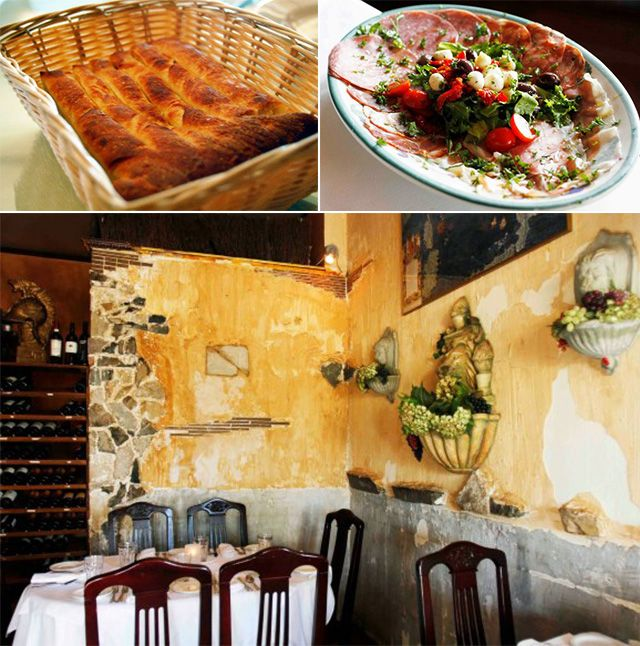 Pure Home Seattle Picks - La Rustica restaurant - We love this rustic Italian restaurant, perfect for both romantic and family nights out.