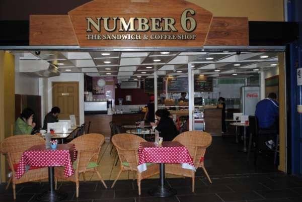 Number 6 cafe