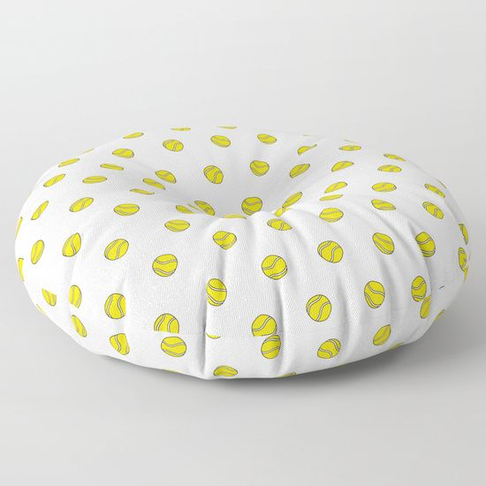 Player Floor Pillow
