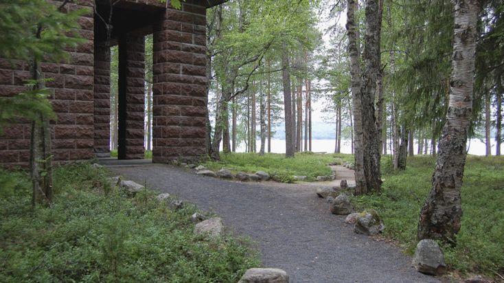 German Soldiers' Cemetery in Norvajärvi -Rovaniemi, Lapland, Finland