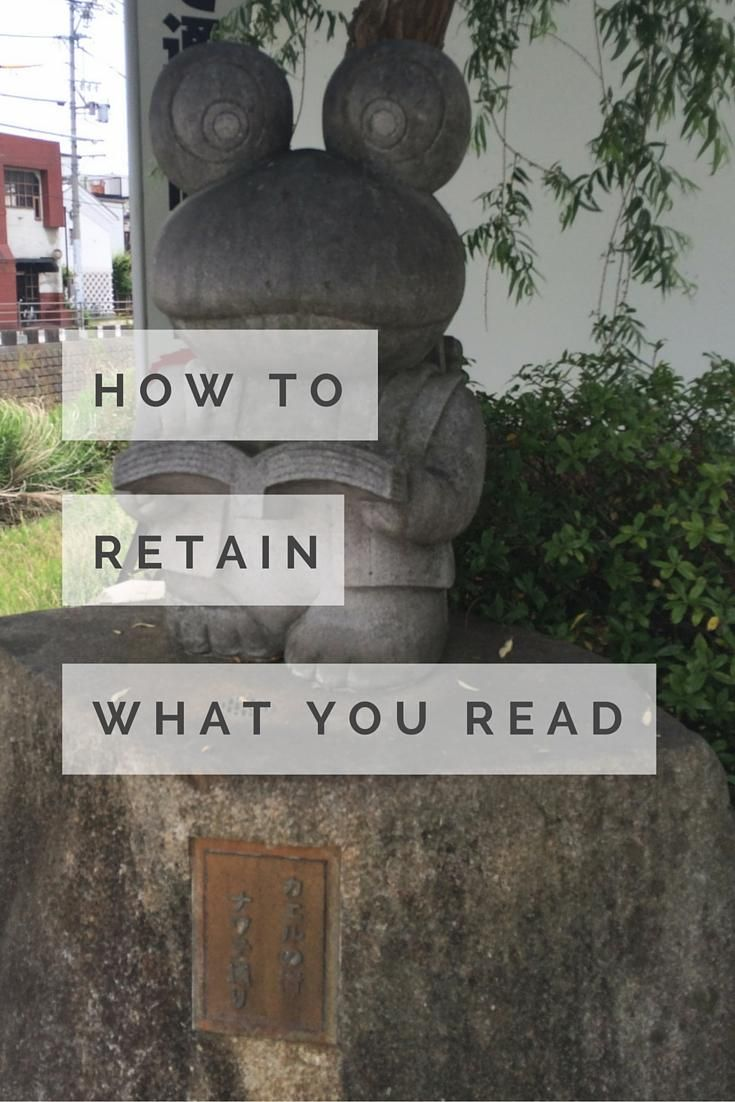 If you are a knowledge worker you are expected to remember lots of information. Here are my tips for how to retain what you read.
