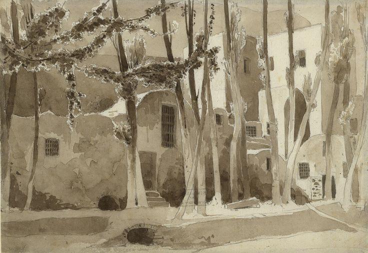 Mit Licht gezeichnet Das Amalfi Skizzenbuch von Carl Blechen aus der Kunstsammlung der Akademie der Kuenste Berlin - freundederkuenste.de