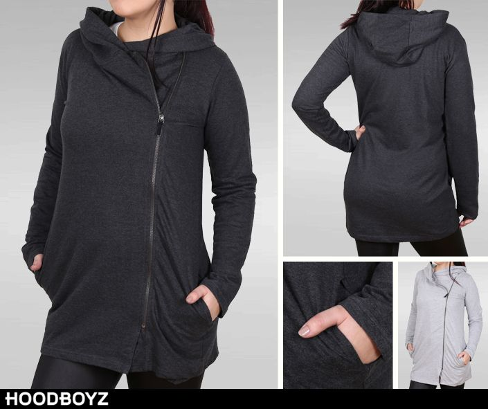 HOT DEAL:  Sublevel Ladies Long Zip Hoody for 20,94€ (-40%)  Order here ➡ http://bit.ly/1KfsUGN