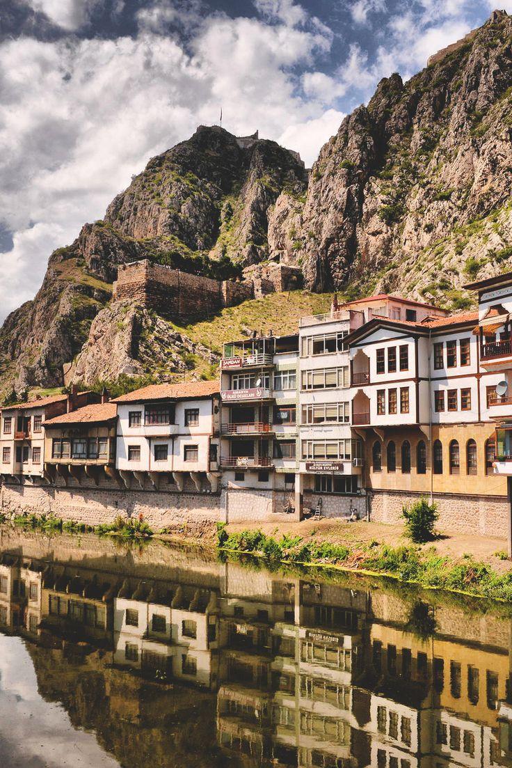 wnderlst:  Amasya Turkey | Celal Gönül