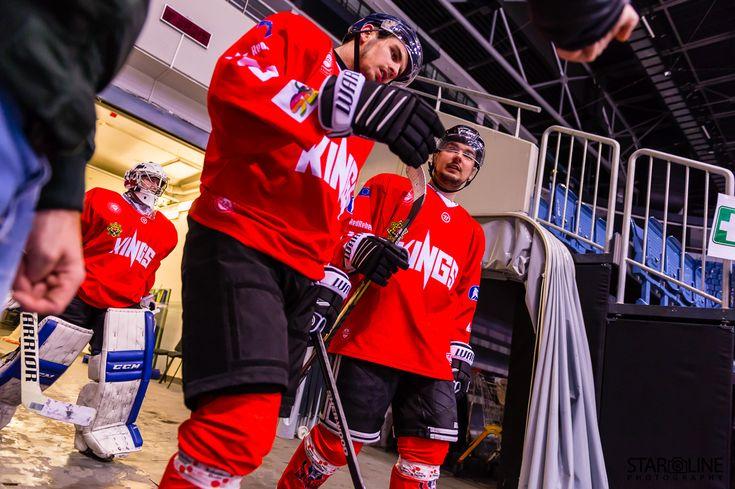 Hokejový zápas EUHL - European University Hockey League medzi HC Masaryk University a Paneuropa KINGS #paneuropakings #euhl #hokej #icehockey