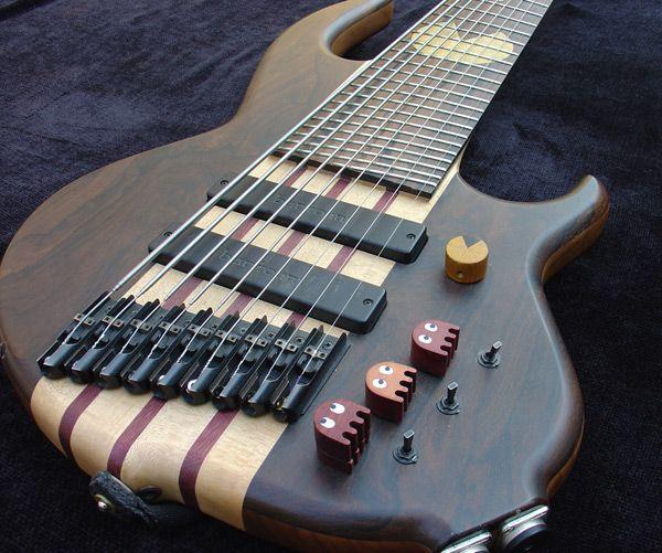 12 string bass bass guitars pinterest. Black Bedroom Furniture Sets. Home Design Ideas