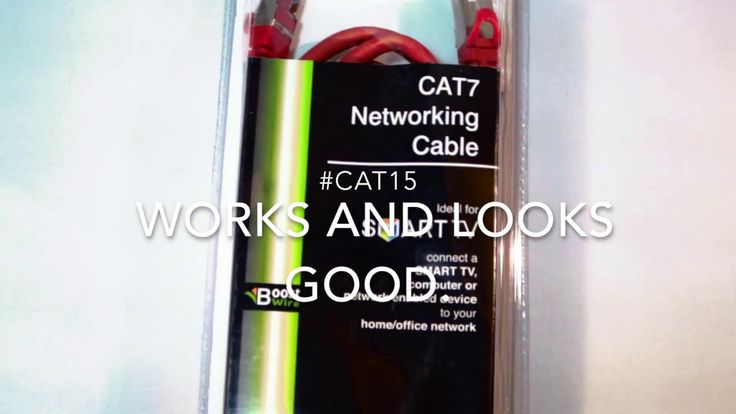 I am using this #cat15 cable to go from my AC router and I see no data loss or slow down. This is a really sturdy cable with good thickness and the size which makes it easy to hide. The cable ends are well made and functions perfectly.  This network cable is Cat7 so you wont need to upgrade for a long time.  lets talk about performance because that's what is most important. With my old CAT5 cable I was getting inconsistent low volume data streams that would result in my having to reset my…