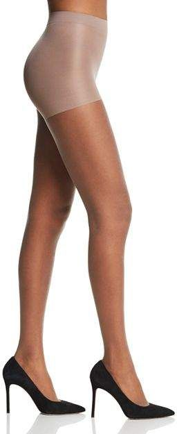 b0fd2cf19 Calvin Klein Ultra Bare Infinite Sheer Control Top Tights  Ultra Bare Calvin