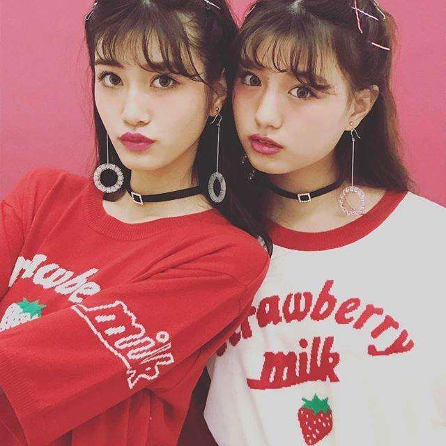 みんなが大好きな韓国ブランドchuu💕💕  着るだけで可愛くなれる😘😍😘😍  激カワな9月号の特集もお楽しみに😊  その前に、土日はPopteen8月号を買いに書店へGO🙏🏻🙏🏻🙏🏻  #popteen#ポップティーン#chuu#strawberrymilk#のあにゃん#めるる#鶴嶋乃愛#生見愛瑠#韓国スタイル#koreanstyle#2コ1#popteenは女の子の味方