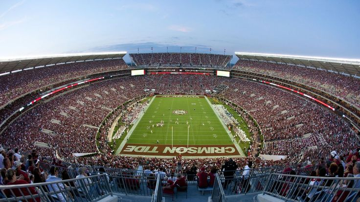 Alabama Crimson Tide - Happy A-Day, everyone! Saturday, April 18th at 2:00 pm, the Alabama Crimson Tide wrap up spring practice with the annual A-Day game at Bryant Denny Stadium. #Alabama #RollTide #BuiltByBama #Bama #BamaNation #CrimsonTide #RTR #Tide #RammerJammer #TheProcess