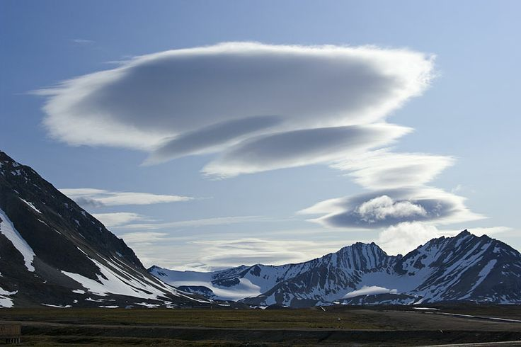 Meteo Beauty: Clouds 101: Altocumulus lenticularis ( Ac len )