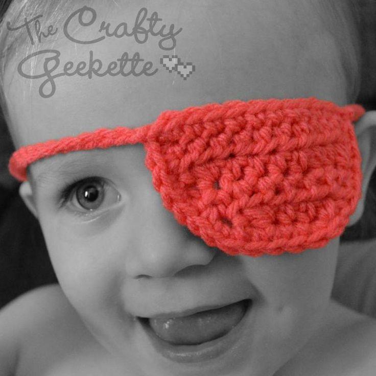 Pirate Eye Patch | Craftsy