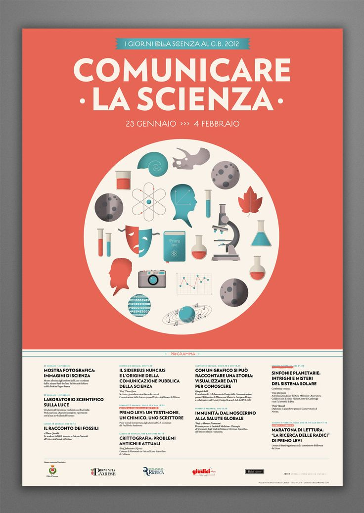 Giorgio Uboldi » Talking about Science