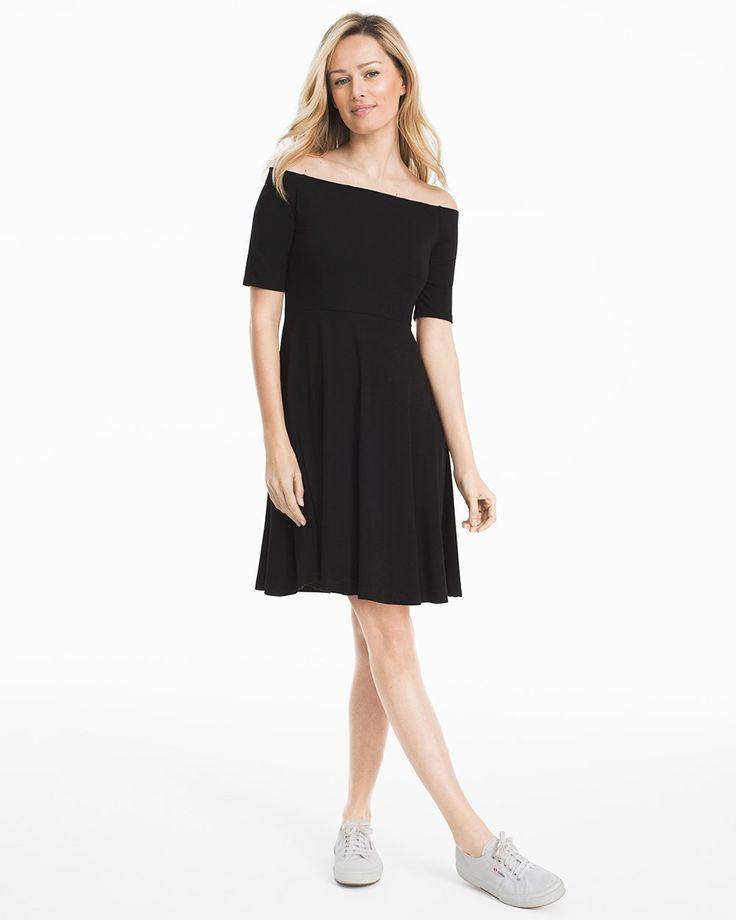 Beloved black barcelona dress