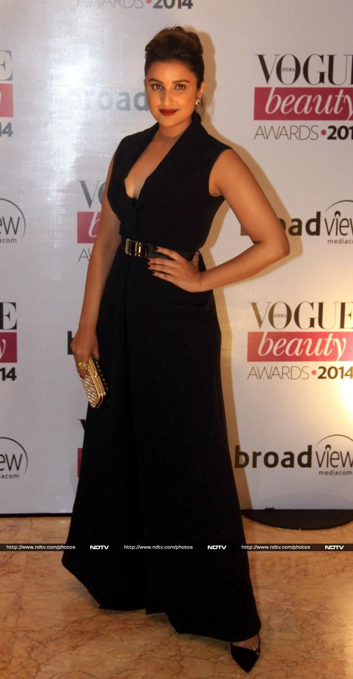 Parineeti Chopra at Vogue Beauty Awards 2014