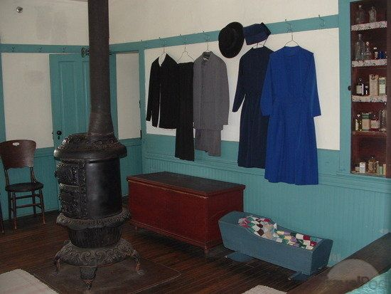 Inside Amish House Pictures - Home Design