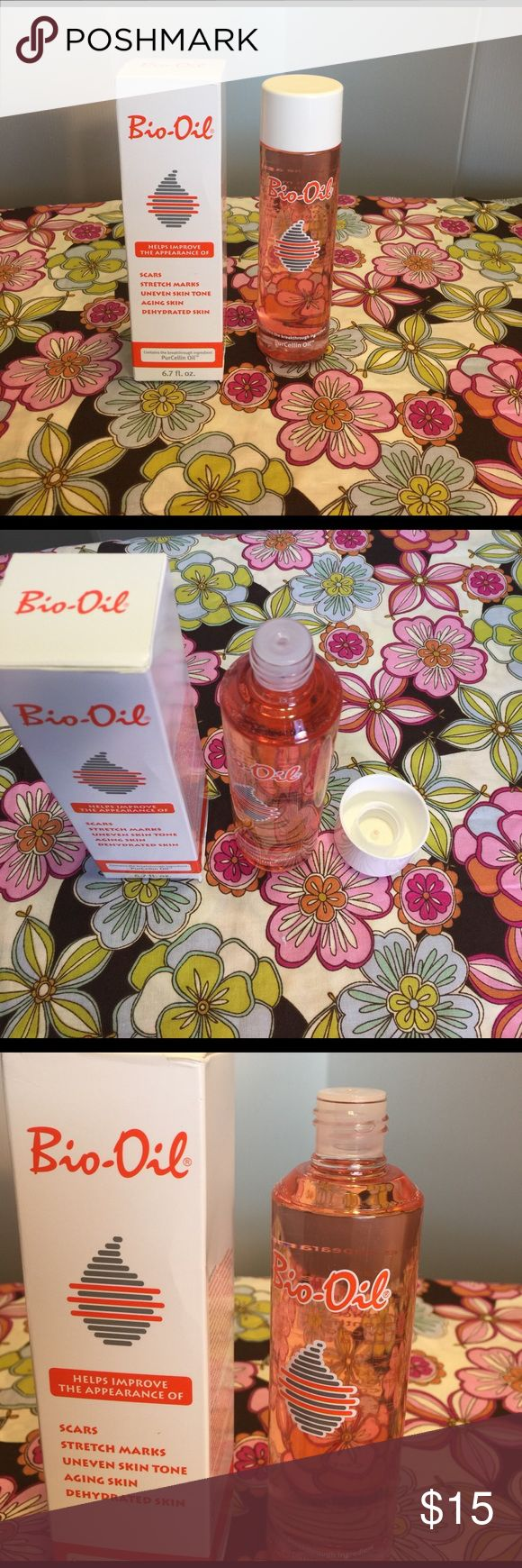 Bio Oil Stretch Mark Care Bio Oil scar and stretch mark oil,  topical skin care treatment Other