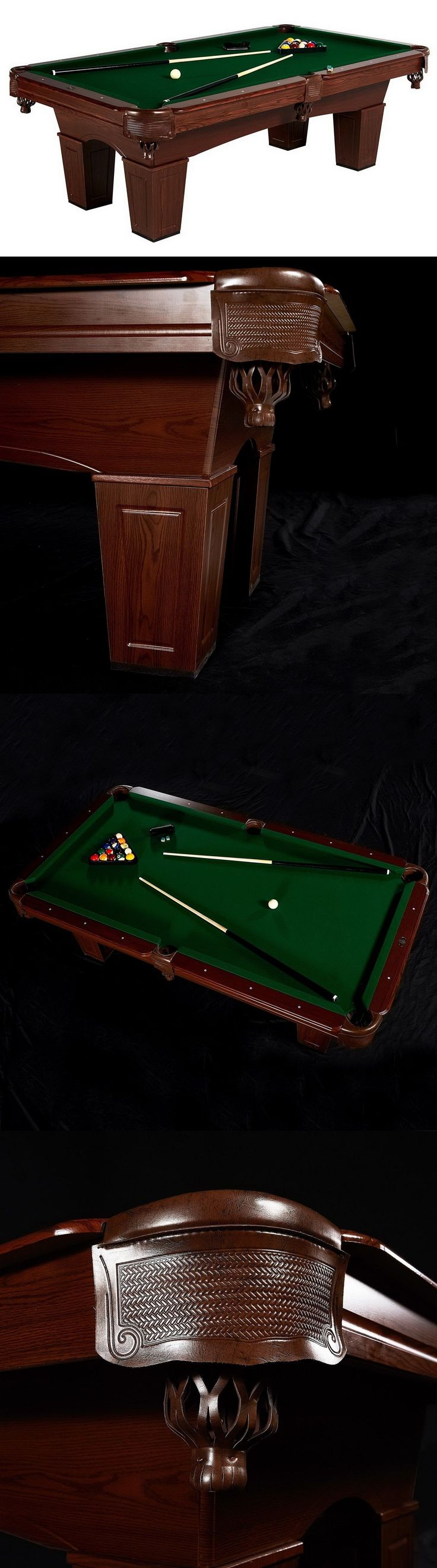 Tables 21213: New 8 Ft Billiard Table Family Game Room Pool Table 8 -> BUY IT NOW ONLY: $934.99 on eBay!