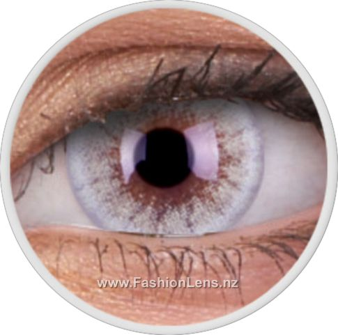 BUY ONLINE NOW - Fizzy Frothy Ice coloured fashion contact lenses by ColourVue - New Zealand
