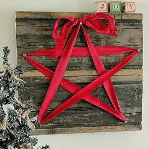 40 Christmas Craft Ideas To Try This Year: 17 Best Ideas About Rustic Christmas Crafts On Pinterest