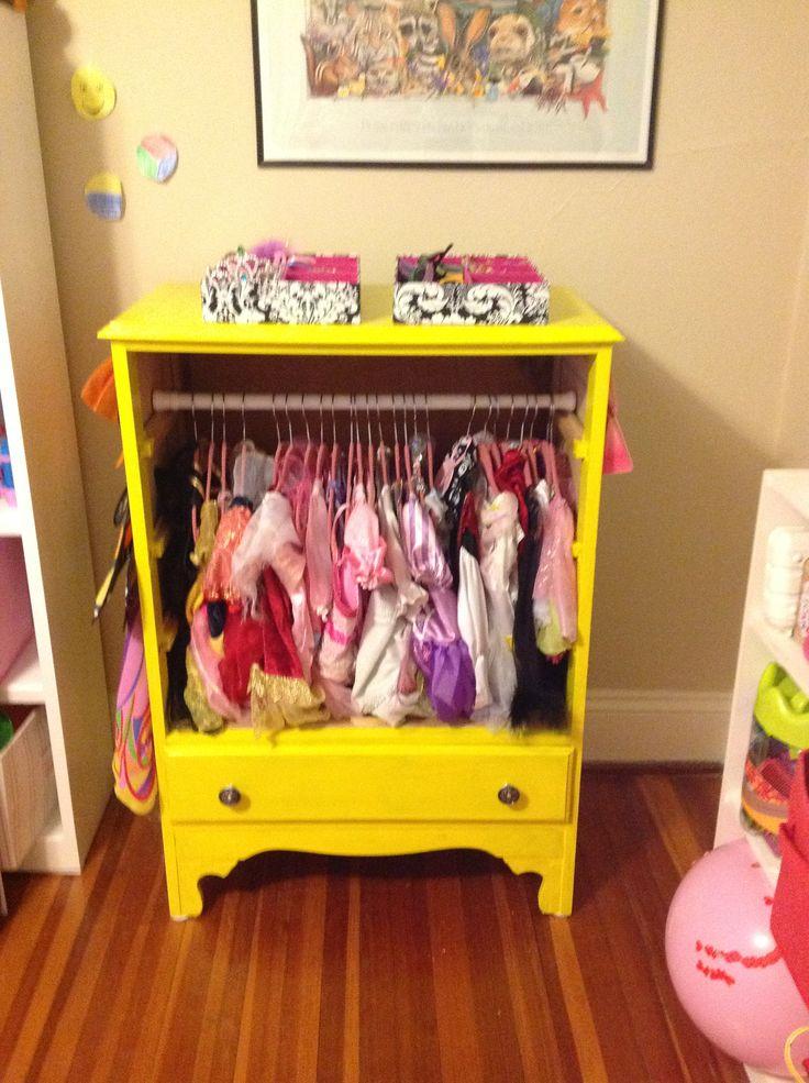 17 Best Images About Diy Dress Up Dresser Cabinet On