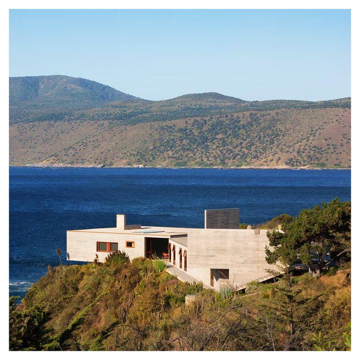 Smiljan Radic - Casa Pite [Chile]