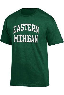 I need a upgrade! - Champion® Eastern Michigan University T-Shirt
