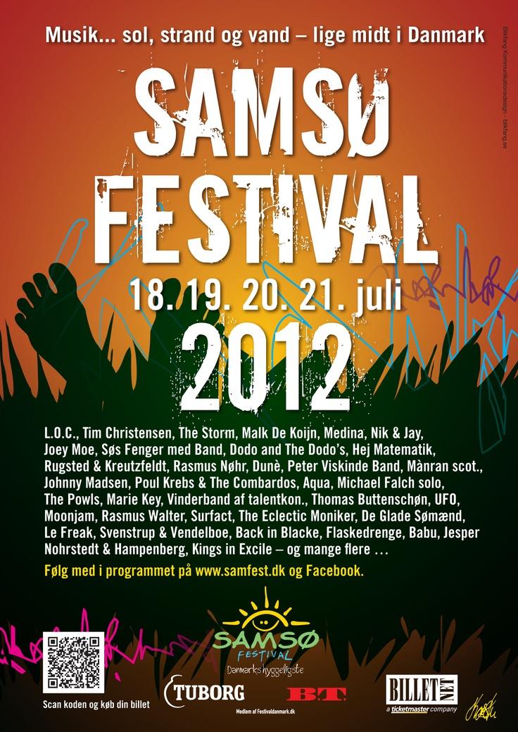 Samsø Festival 2012