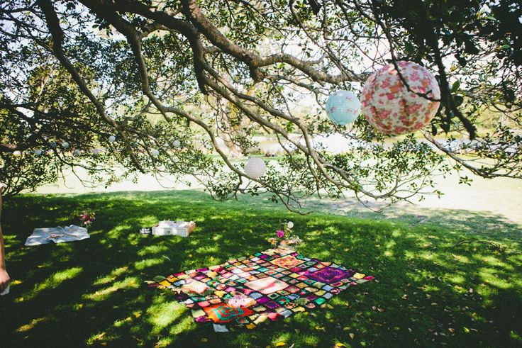 A picnic baby shower | The Sweetest Occasion