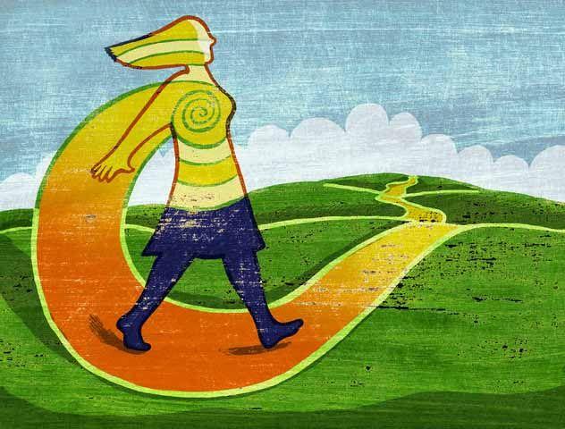 Η ΑΠΟΚΑΛΥΨΗ ΤΟΥ ΕΝΑΤΟΥ ΚΥΜΑΤΟΣ: 6. ΤΟ ΠΕΠΡΩΜΕΝΟ ΤΩΝ ΨΥΧΩΝ...Η Εξελισσόμενη Ψυχή'