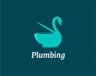 Plumbing Logo idea  #logoinspiration #logo