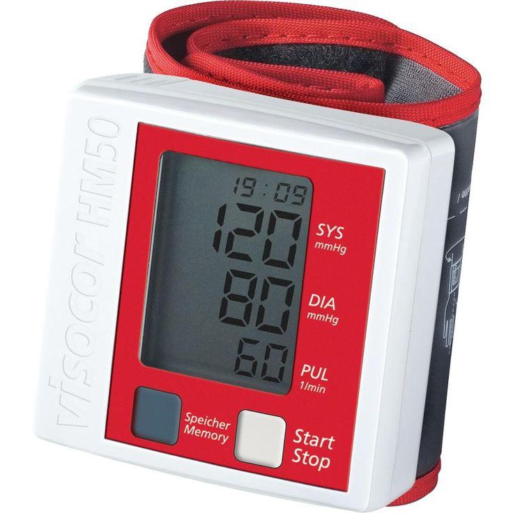VISOCOR HM50 Handgelenk Blutdruckmessgerät:   Packungsinhalt: 1 St PZN: 09081744 Hersteller: Uebe Medical GmbH Preis: 19,77 EUR inkl. 19…