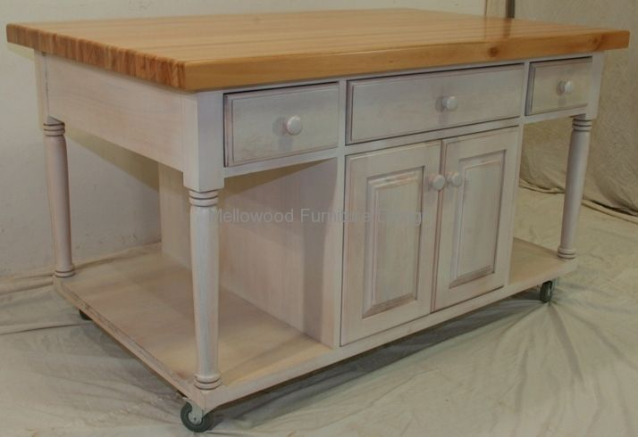 Kitchen Islands On Casters Kitchen Island On Wheels