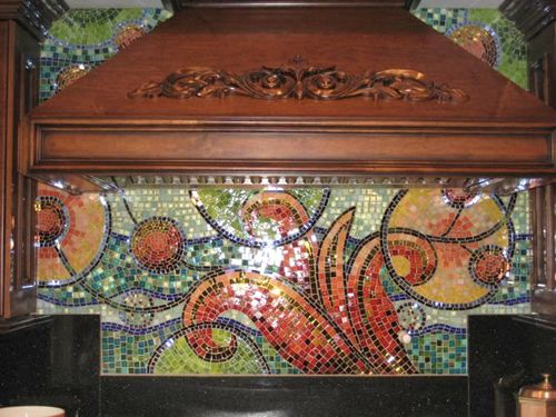 122 Best Images About Mosaic Countertops Diy On Pinterest