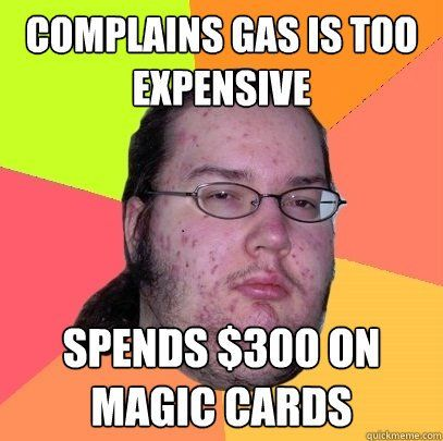 MTG (Magic the Gathering) meme | MTG | Pinterest | The ...