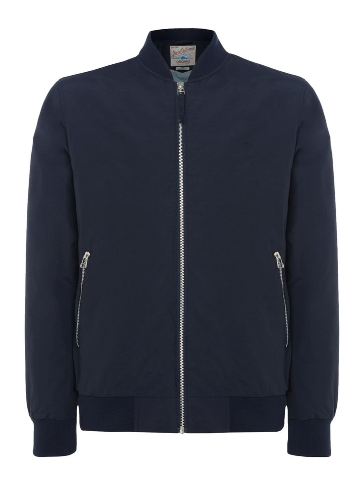 Jack and jones winterjacke row bomber