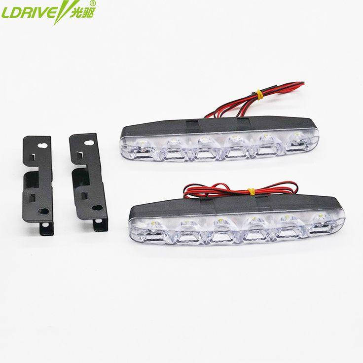 $8.49 (Buy here: https://alitems.com/g/1e8d114494ebda23ff8b16525dc3e8/?i=5&ulp=https%3A%2F%2Fwww.aliexpress.com%2Fitem%2F2pcs-LED-Daytime-Running-Light-LED-Work-Light-Bar-LED-Bar-DRL-For-Driving-Tractor-Truck%2F32736134665.html ) 2pc Universal LED Daytime Running Light LED Work Light LED Bar DRL For Driving Tractor Truck LED Off Road Light Car Fog Light  for just $8.49