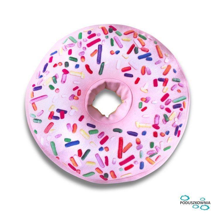 Donut Kissen Giant Pink Donut Giant Big Grosse 45 Cm Donut