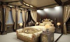 Muhteşem Yatak Odası Tavan Dekorasyon Örnekleri