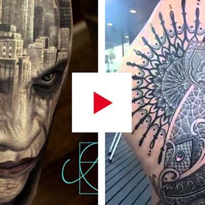 5 brand new Tattoo Videos
