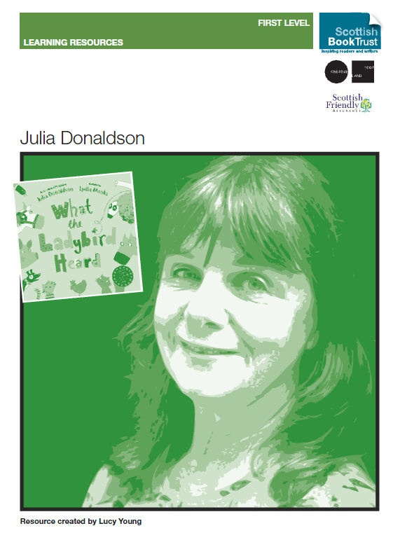 A video of Children's Laureate Julia Donaldson entertaining a group of young pupils at the BBC, with readings from her picture books and an appearance by the Gruffalo! There is also a comprehensive teaching resource pack with lots of literacy based activities for Julia's books, as well as cross-curricular activities.